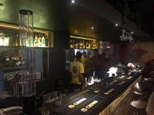 Sassy Bar.