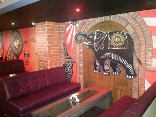 Dine in with the Elephant.