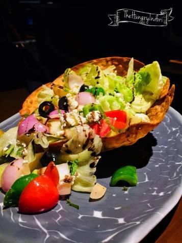 Fattoush Salad Portrait