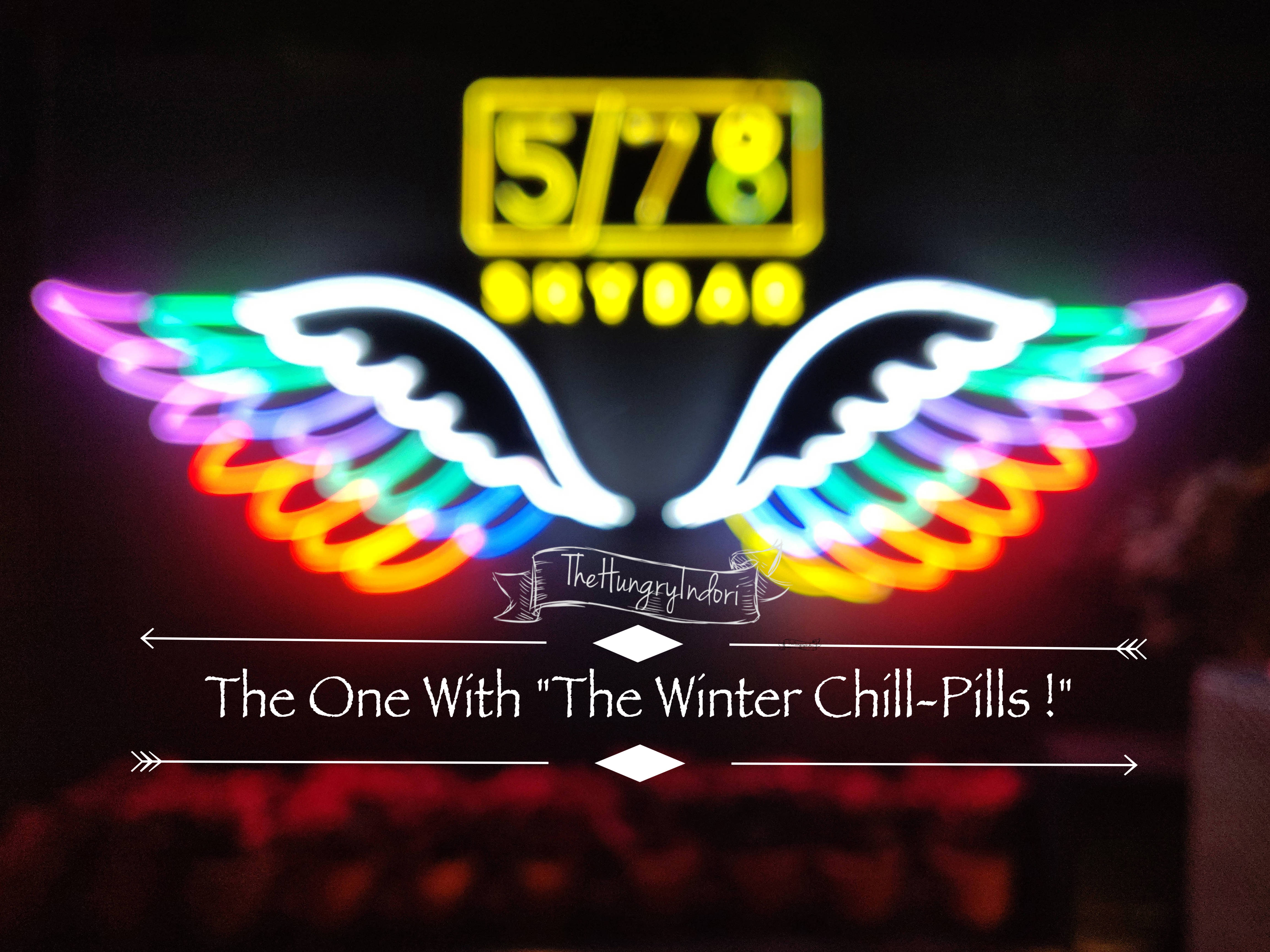 "The One With ""The Winter Chill-Pills !"""